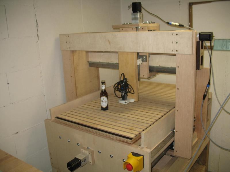 home wood cnc machine