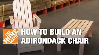 adirondack chairs plans ana white