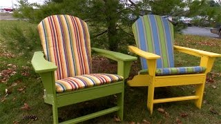 adirondack rocking chair cushions