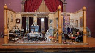 antique dollhouse value