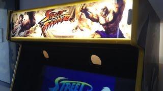arcade game cabinet plans