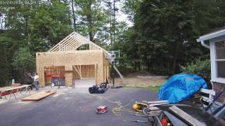 attic truss prices