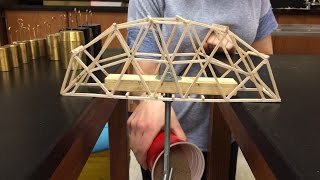 balsa wood bridge plans