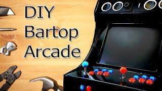 Bar Top Arcade Cabinet Plans