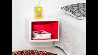 bedroom side table ideas