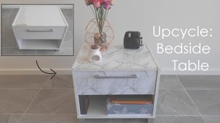 bedside tables kmart