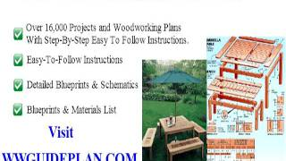 bench patterns woodworking plans