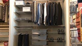 best custom closet system