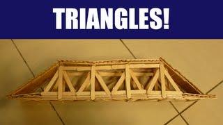 bridge design popsicle sticks
