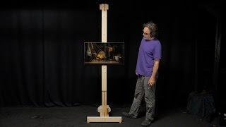 build an art easel