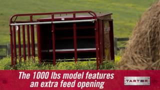 build calf creep feeder