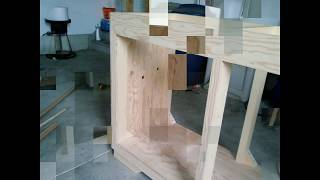 build fish tank stand 125 gallon woodworking challenge