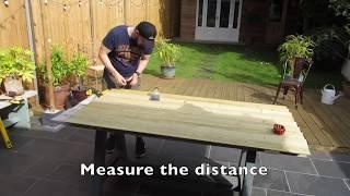 build garden gate