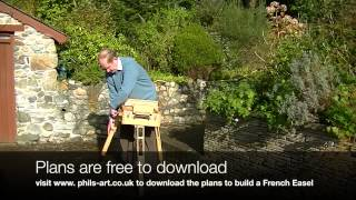 build your own french easel