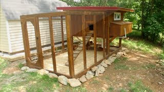 chicken shed design ideas