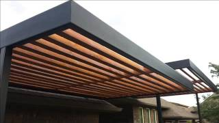 contemporary pergola designs