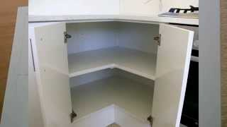 corner cabinet ideas