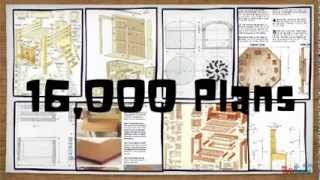 crib woodworking patterns