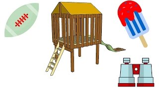 diy play fort plans