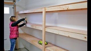 do it yourself garage storage cabinets