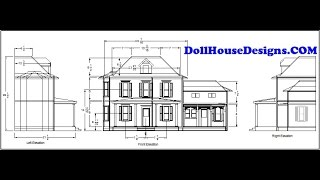 dollhouse plans free online