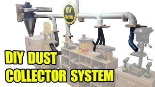 dust collector plans woodworking