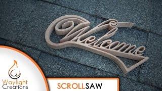 easy scroll saw patterns