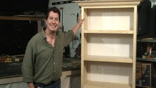 easy to build bookcase