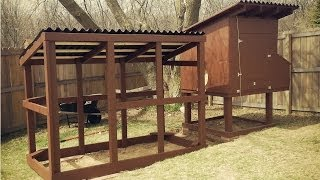 free plans for chicken coop uk