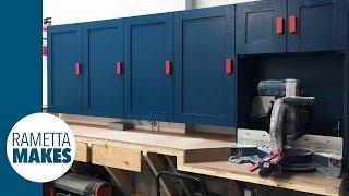 garage cabinets plans free