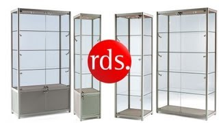 glass display cabinet furniture
