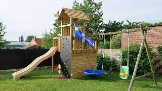 home playground blueprints