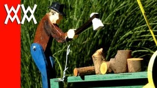 how to make whirligigs out of wood