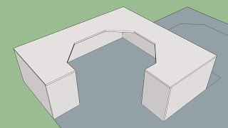 l shaped computer desk plans free