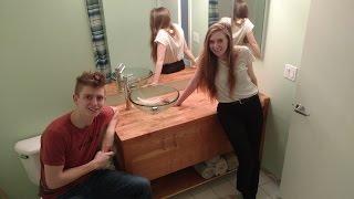 modern bathroom vanity plans