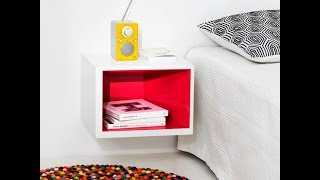modern side tables for bedroom