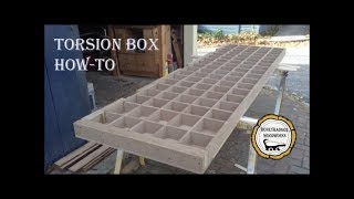 torsion box plans