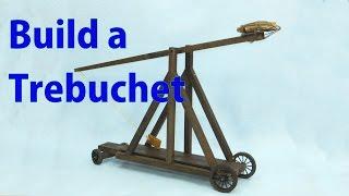 trebuchet plans free online