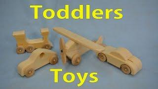 wooden toy crafts