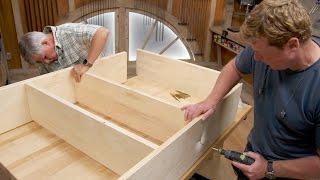 woodworking bookshelf ideas