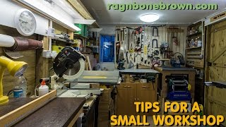 woodworking shop tool storage ideas