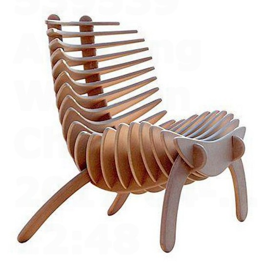 Amazing Wooden Chair