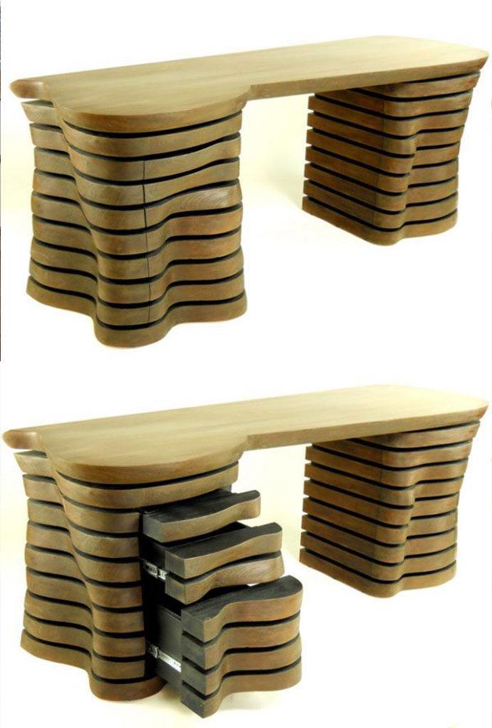 Design Desk by Robert Brou