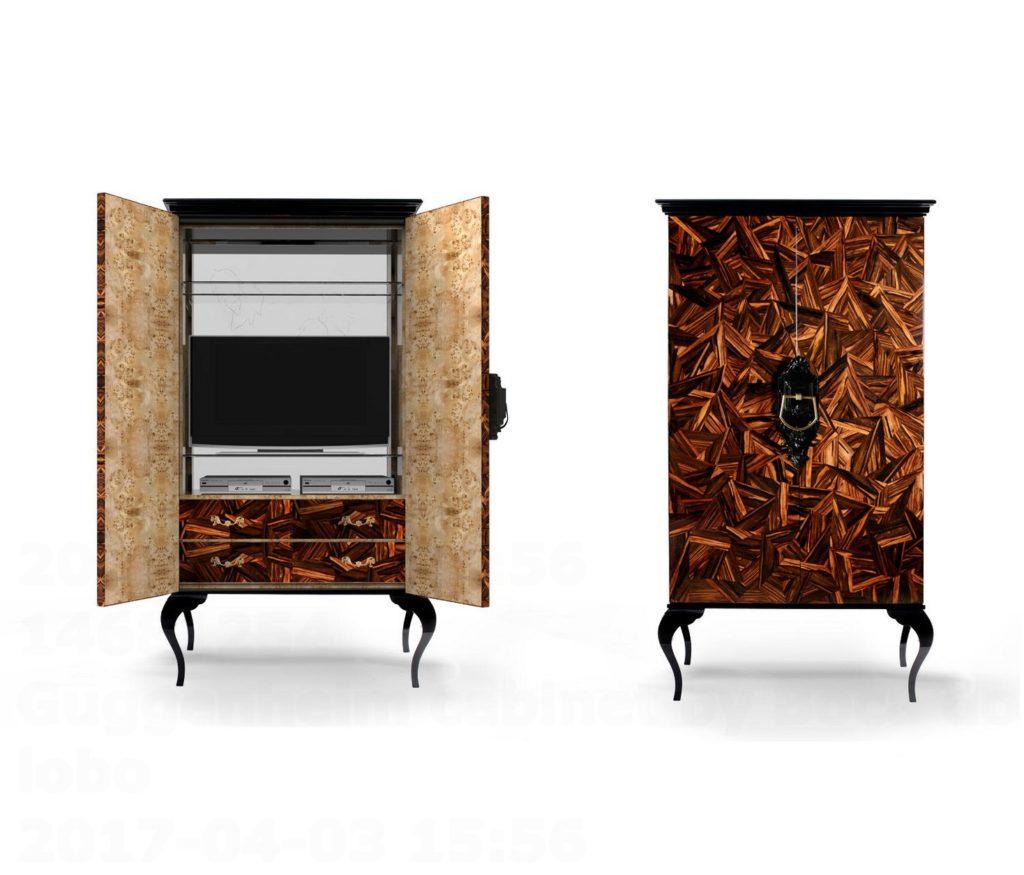 Guggenheim cabinet by Boca do lobo