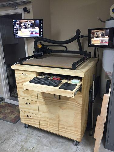 Homebuilt CNC