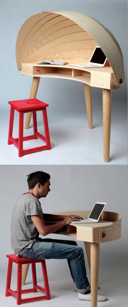 The Duplex Workspace Desks