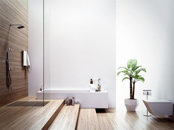 stylish and cozy wooden bathroom designs