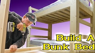 build your own bunkbed