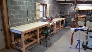 designs for woodworking bench
