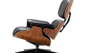 eames lounge chair used